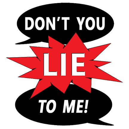DON'T YOU LIE TO ME PODCAST