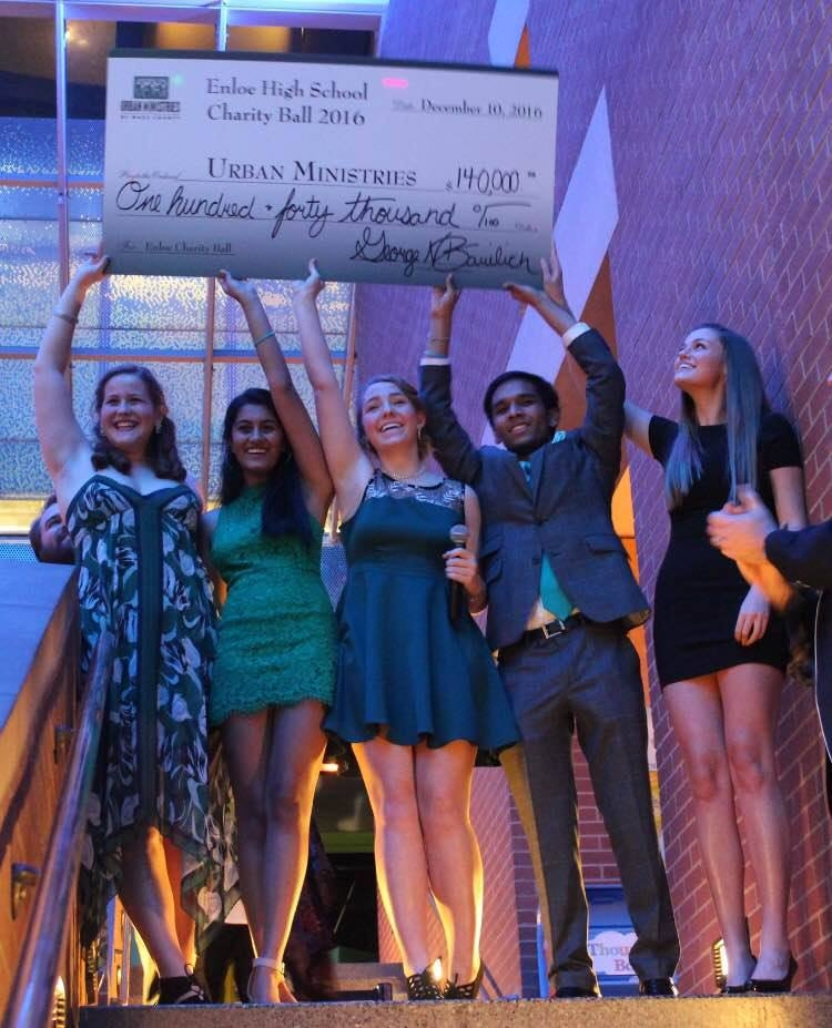Past Enloe Charity Ball raised over $140,000 for Urban Ministries.