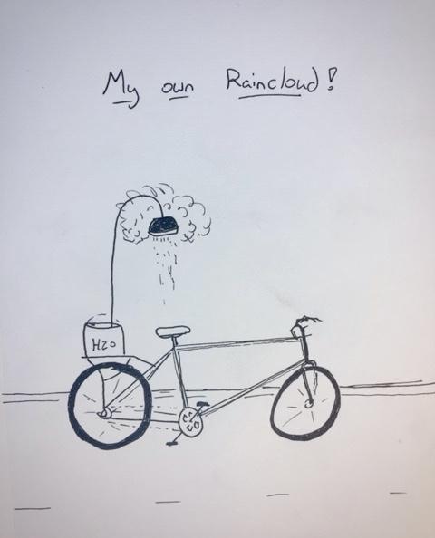 MY OWN RAINCLOUD