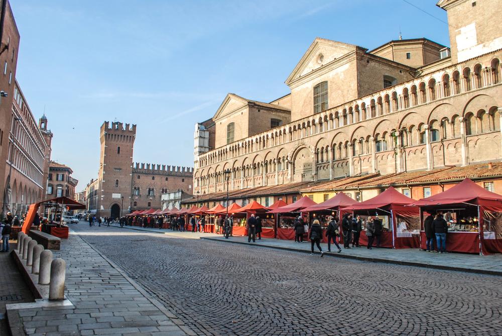 Piazza della Cattedrale, Italy