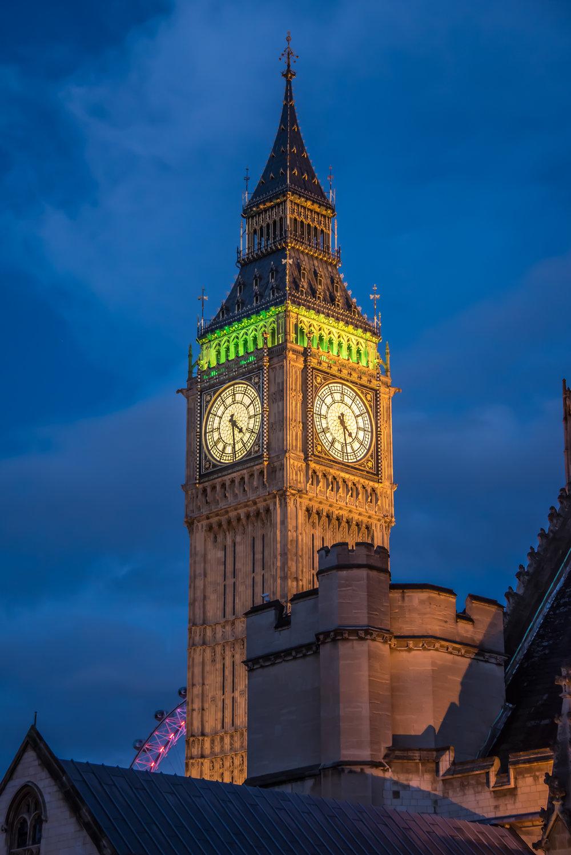 Elizabeth Tower, England