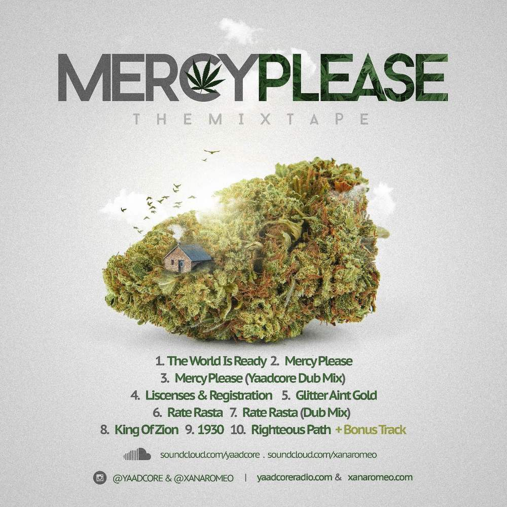 mercy please track list