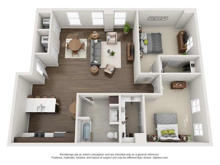 Apartment details the foster for 900 sq ft apartment floor plan