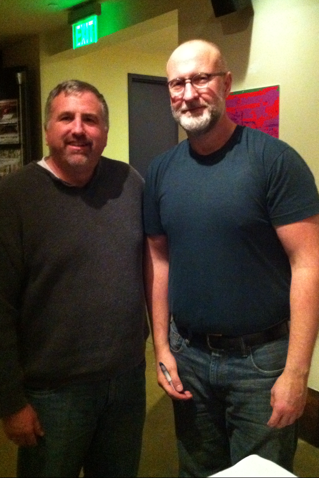 Meeting Bob Mould