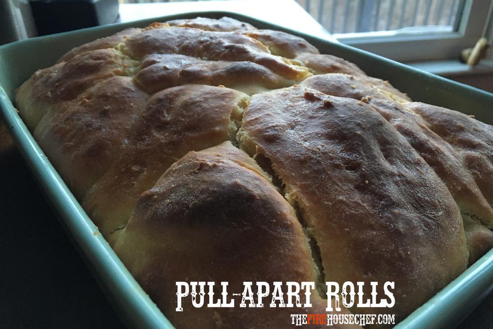 Pull-Apart Rolls