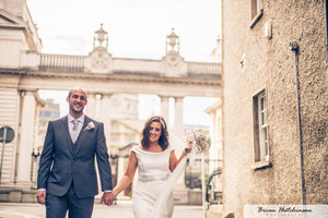 Rebecca & Richard | The Merrion