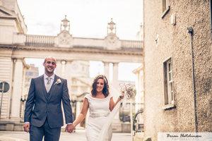 Rebecca & Richard | The Merrion