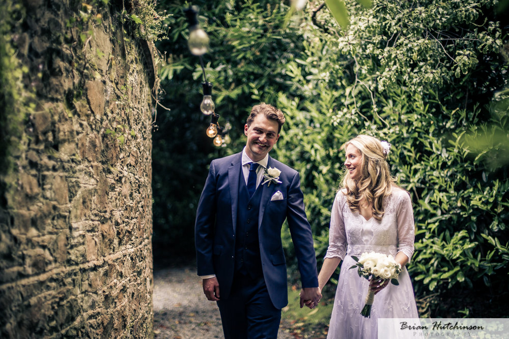 Kate & Phil | Trudder Lodge