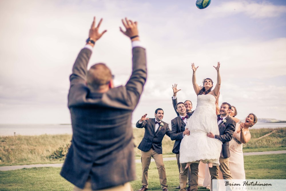 Megan & Andrew | Skerries Sailing Club