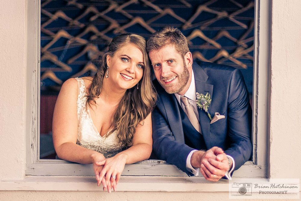 Janet & Anthony | Hibernian Club, Dublin