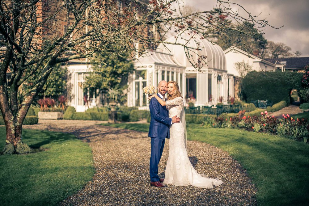 Louise & Eamon | Marlfield House