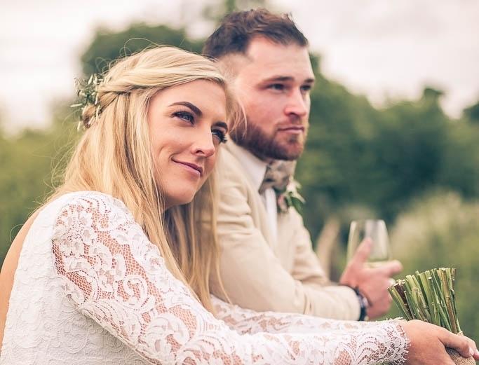 Kim & Mitch | Teepee Wedding | Kilkenny