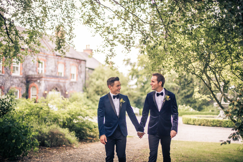 Chris & Brendan | Ballymagarvey Village