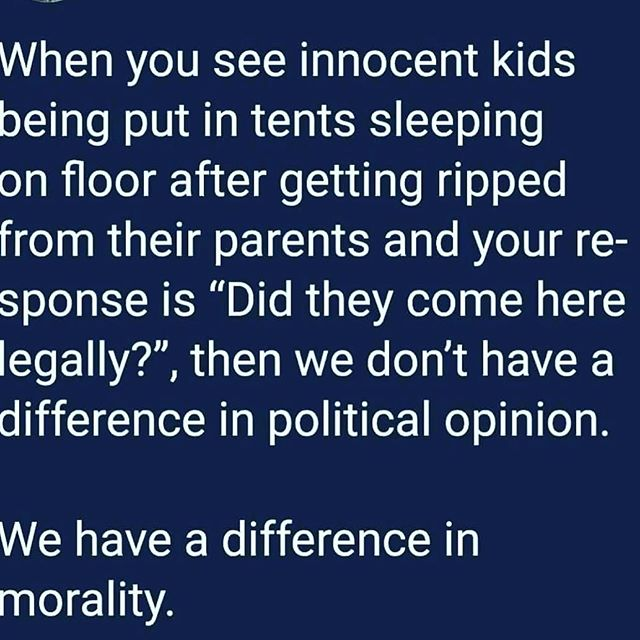Not in the name of America. I'm literally sick to my stomach when I think of these children. I want to go get as many as possible and hide them and care for them.  Who does this? Not a great AMERICA.