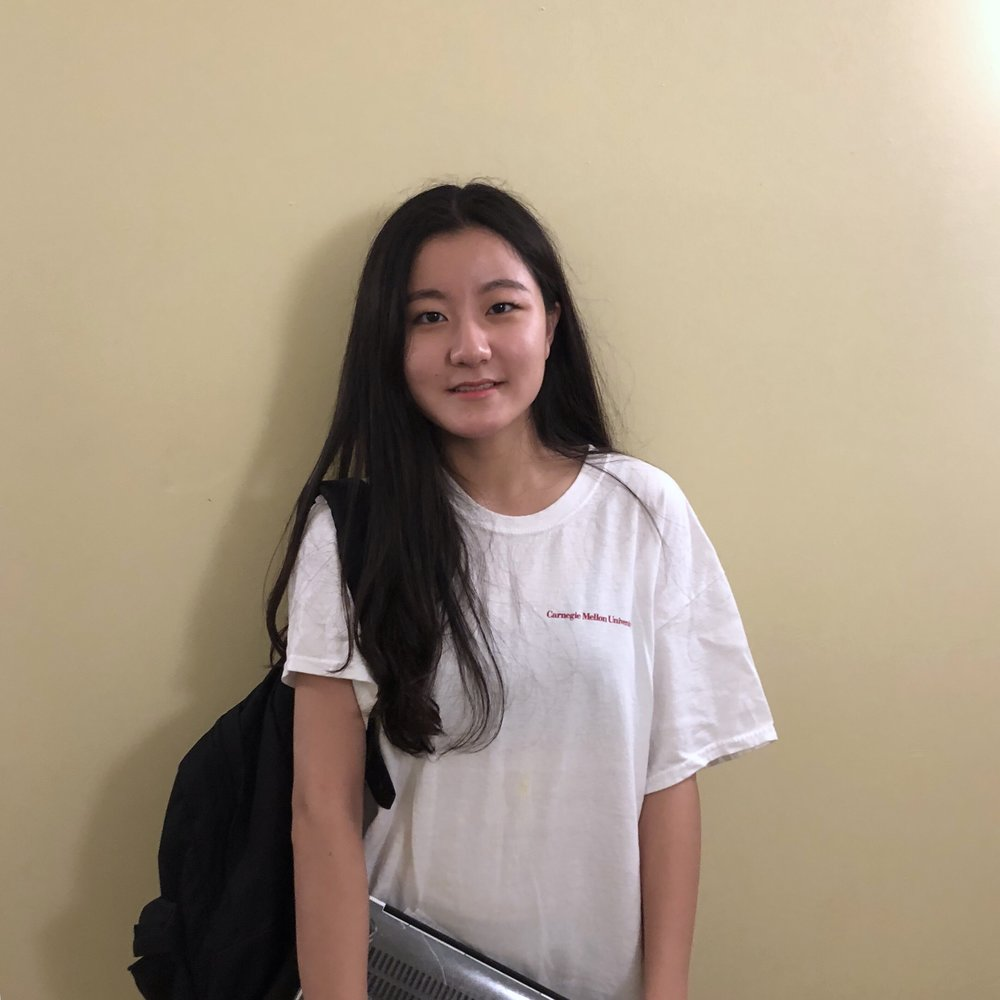 "Name : Minji Kim   Graduation Year:  2021   Major:  Electrical and Computer Engineering   Interests:  I am passionate about developing interactive technology for learning and educating students everywhere. I also like to spend my time drawing, designing, singing, and exploring restaurants with friends.   Favorite quote : ""The time you enjoy wasting is not wasted time."""