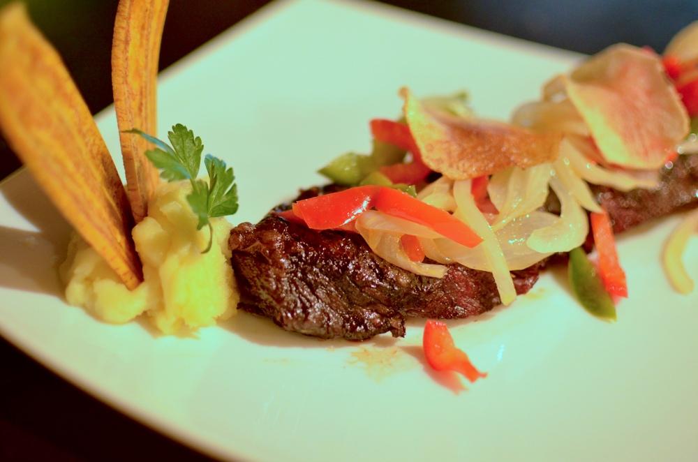 Skirt Steak Platter