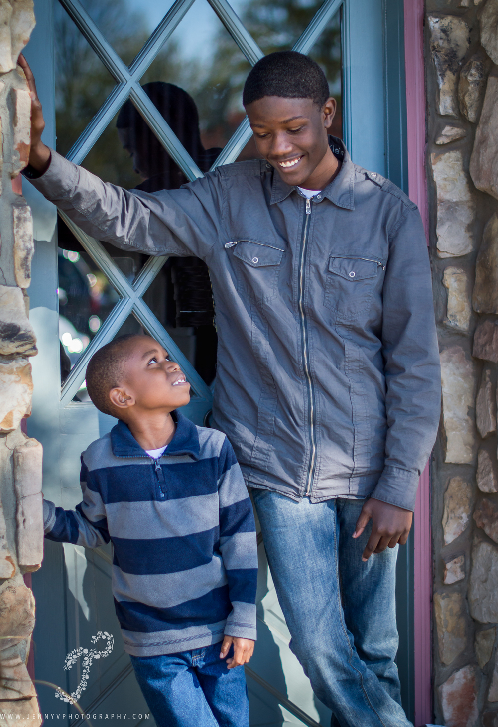 Children's photo shoot
