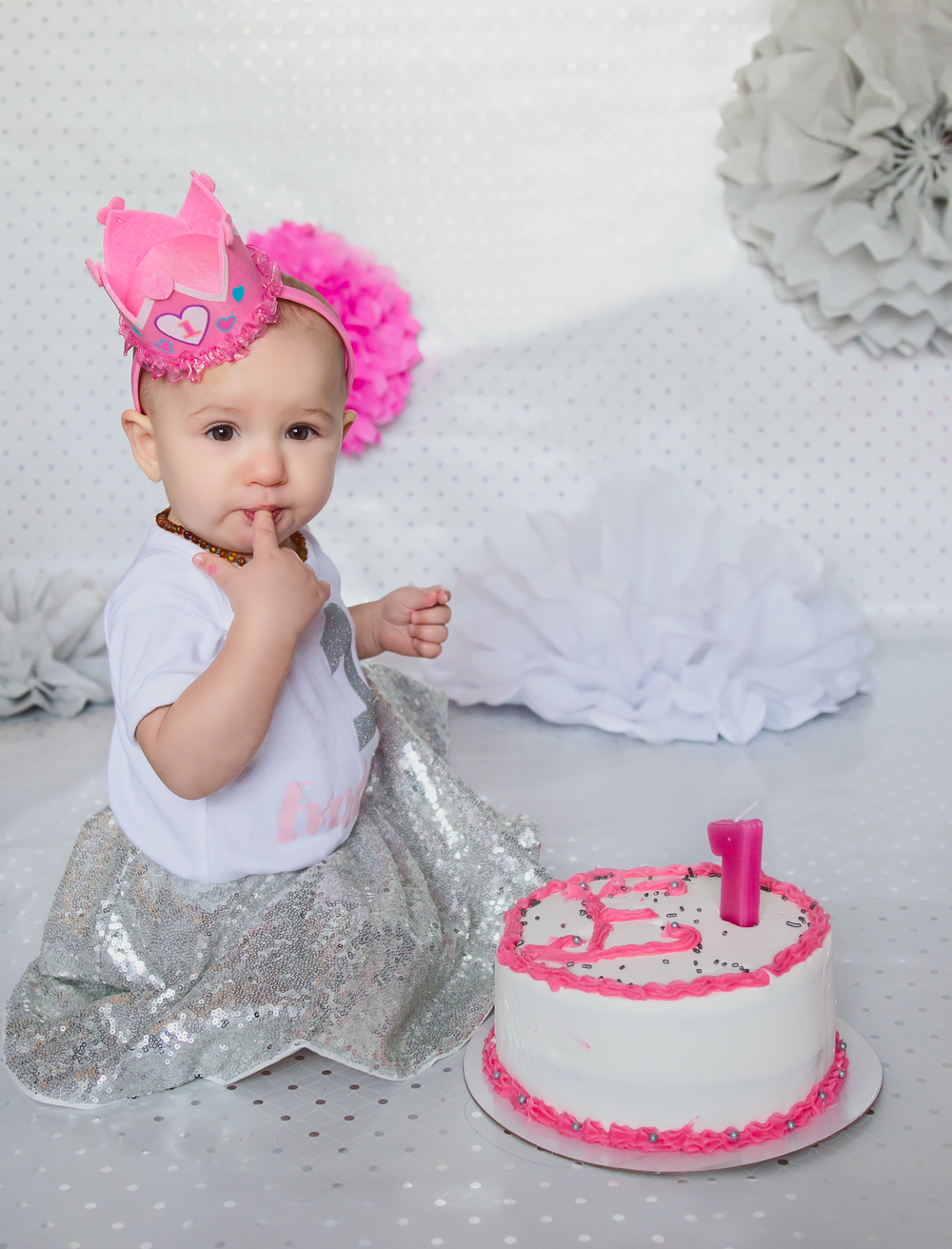 Cake Smash Session in Kennesaw, GA
