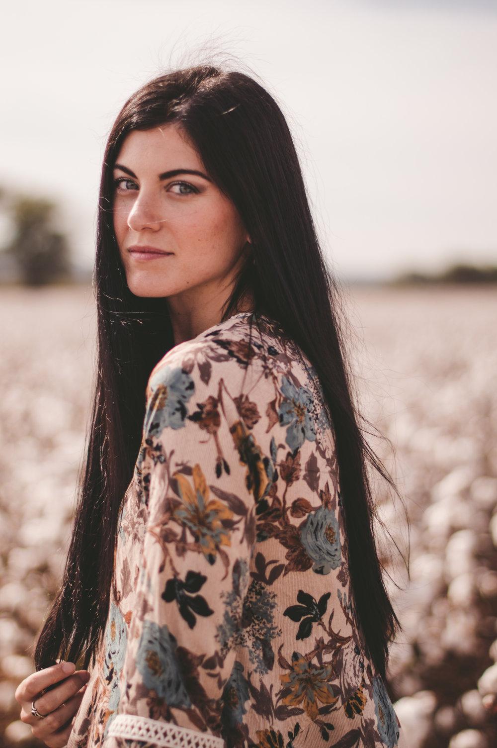 Model: Ericka Faddis