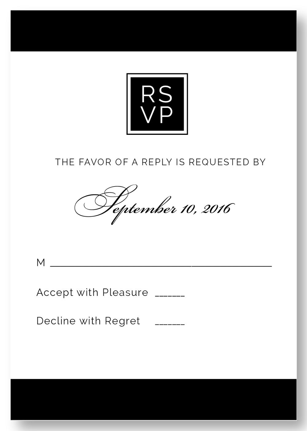 The Geneva - RSVP