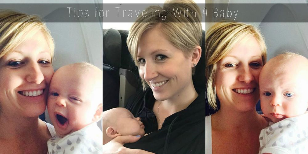 Mother is Eternal | Tips for Traveling With A Baby