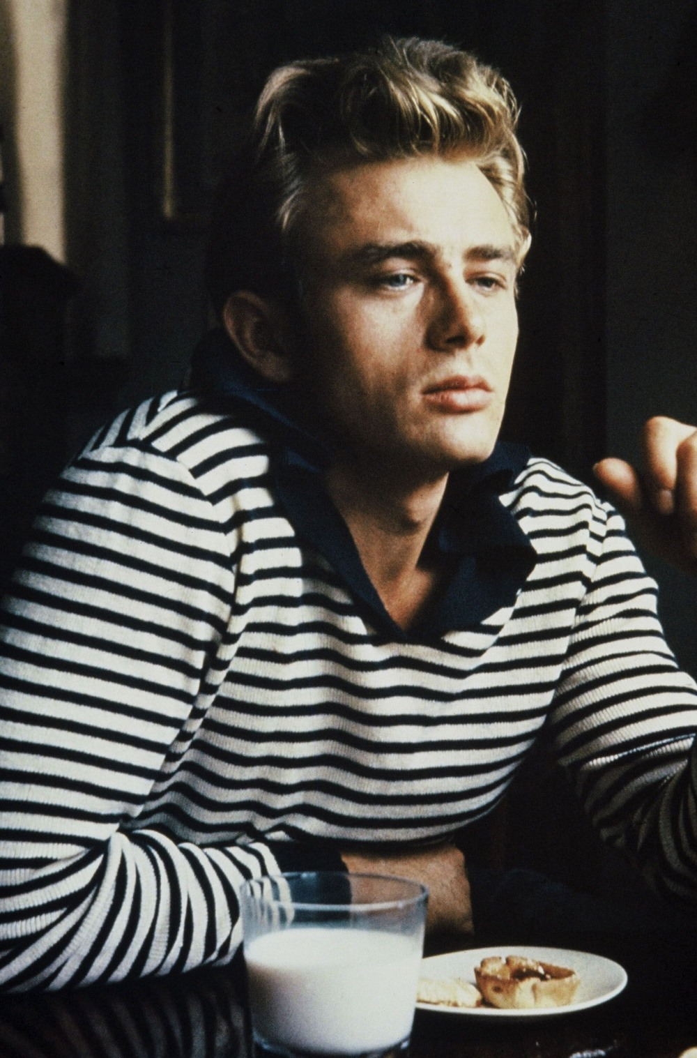 (James Dean,  Source )