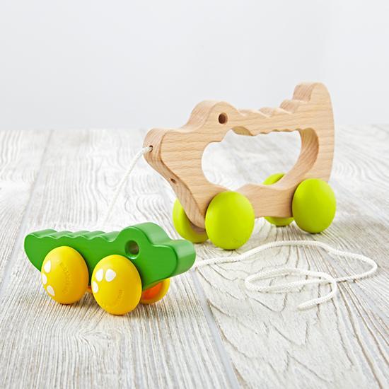 Croc Pull Toy