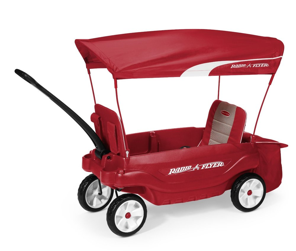 Radio Flyer Comfort Wagon