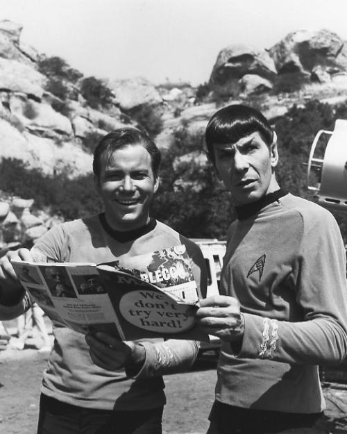 The Lovely Cicada | Star Trek 50th Anniversary