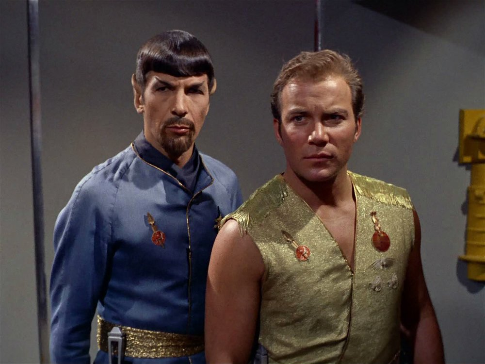 The Lovely Cicada | 50th Star Trek Anniversary