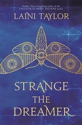 Currently Reading | Strange the Dreamer