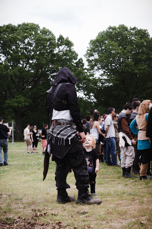 Robin Hood's Springtime Renaissance Festival 2017