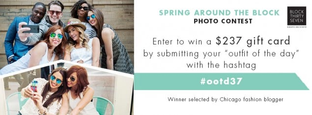Block Thirty Seven - Spring Around the Block // Style Contest!