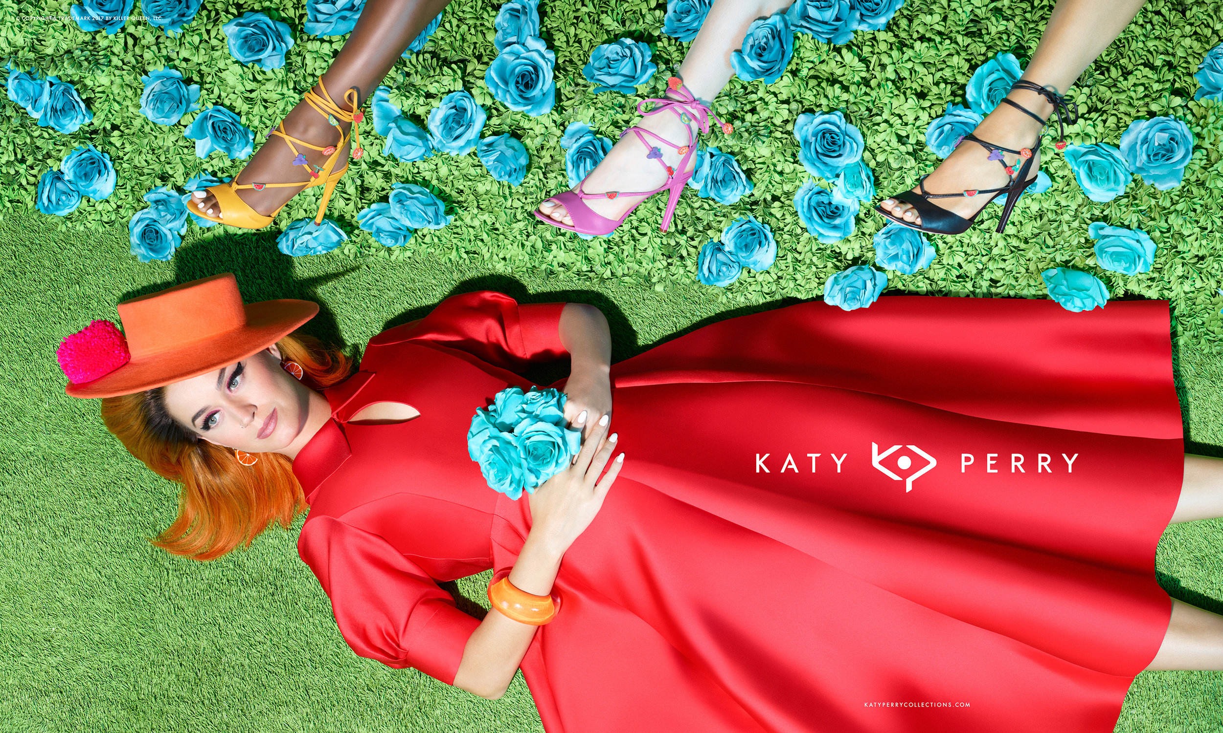 a0f97fd6e248 Katy Perry Collections - Launch — ADRIENNE ANGELO
