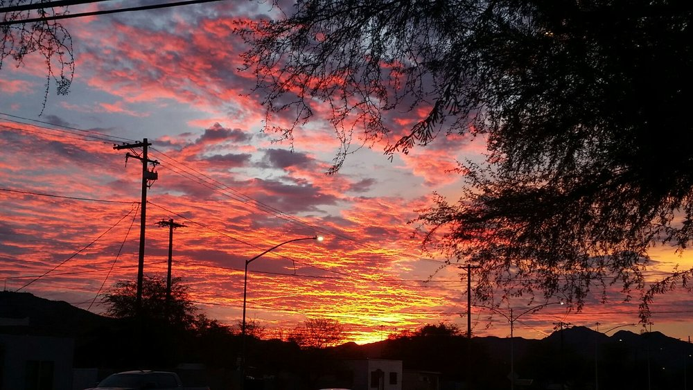 Tucson in January Photo by Tran Thai