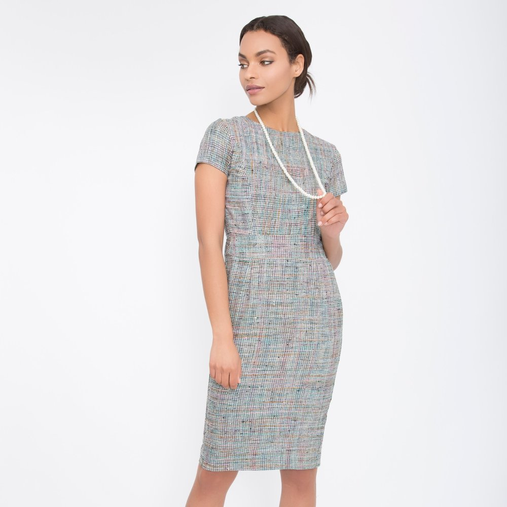 Women's fashionable work dress