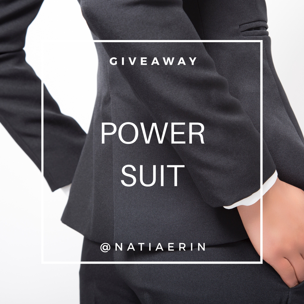Women's Power Suit