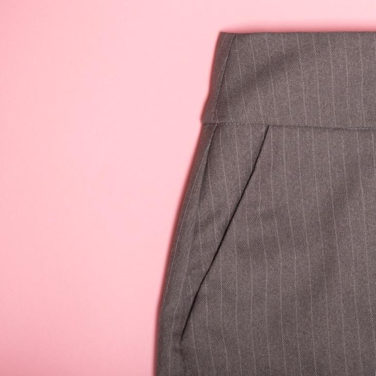 Director Pencil Skirt