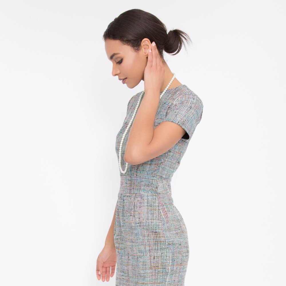 Wear to work dress by NATIA ERIN
