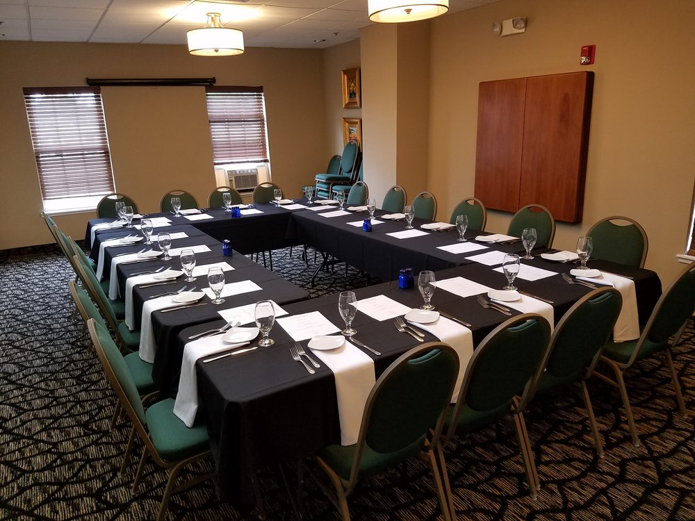 Garfield Room Private dining and Business Meetings