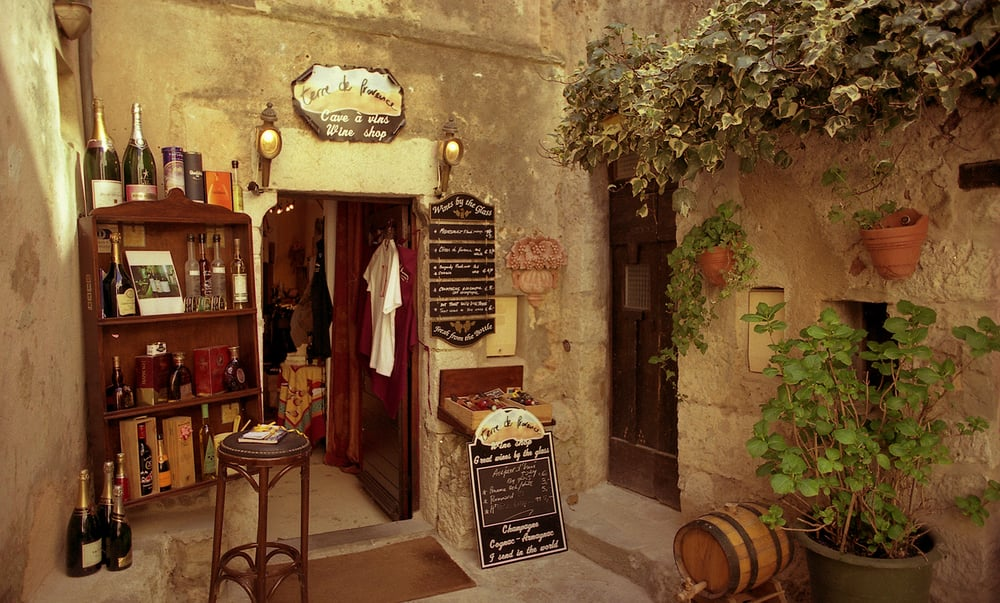 Eze Wine Shop