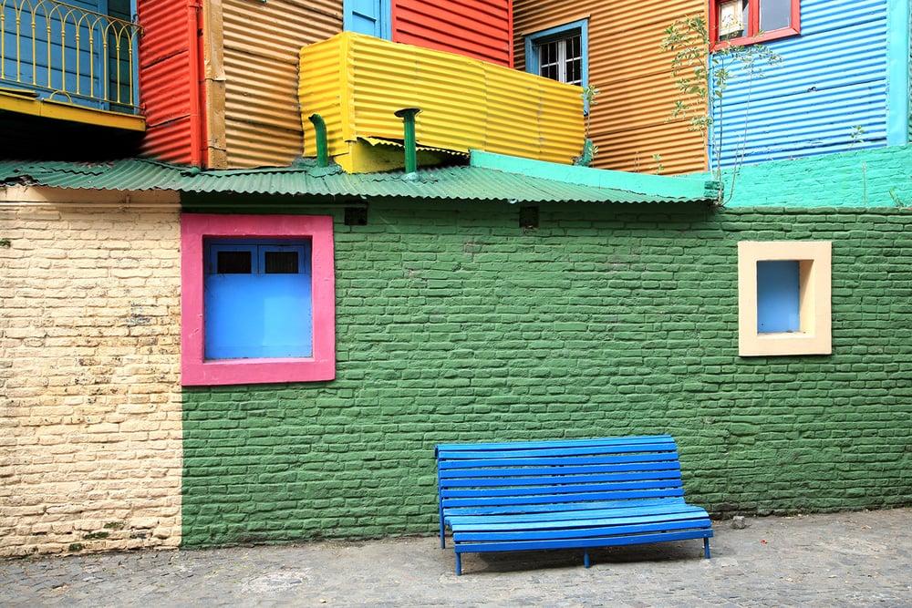 La Boca Colors