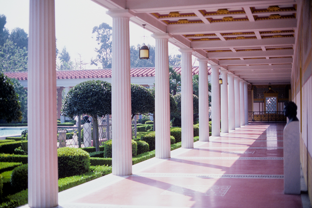 The Timeless Getty