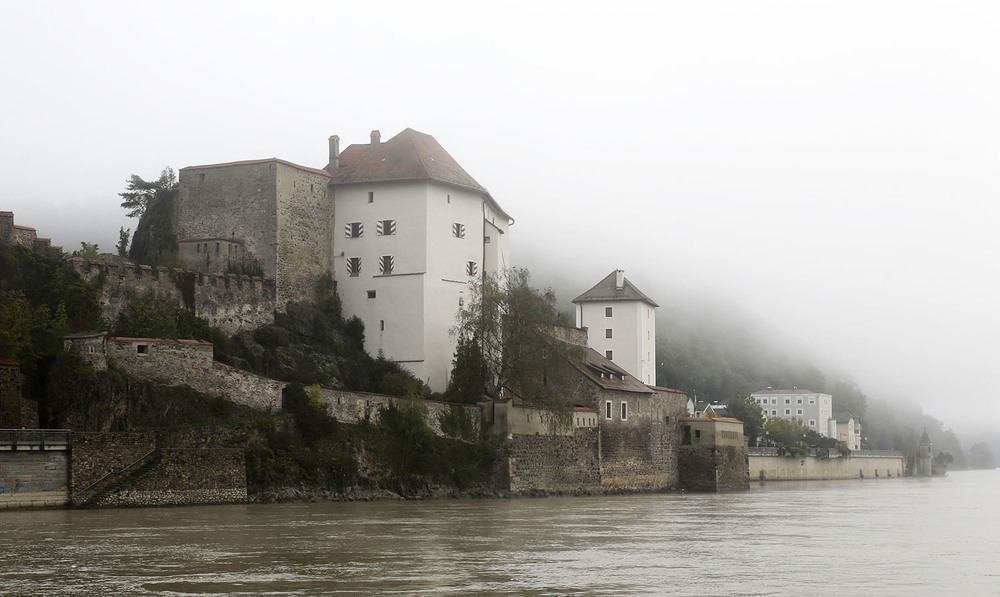 Castle on the Danube
