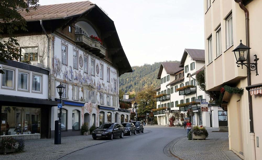 Oberammergau Village