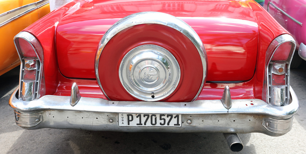 The Red Pontiac