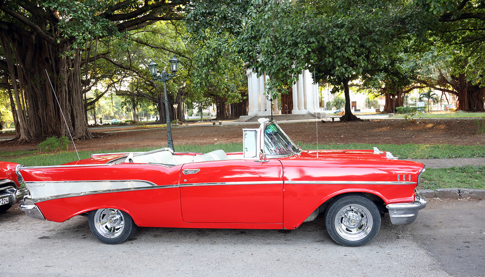 The '57 Chevy
