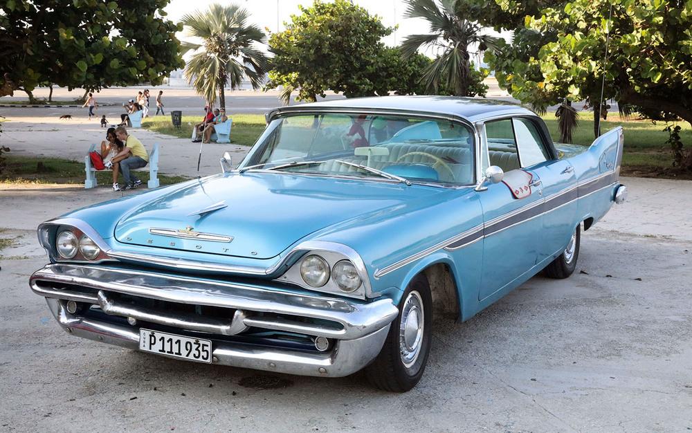 The Blue '59 DeSoto