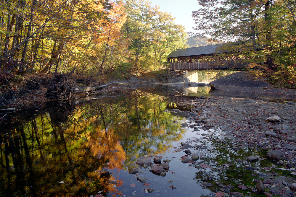 Artists Covered Bridge