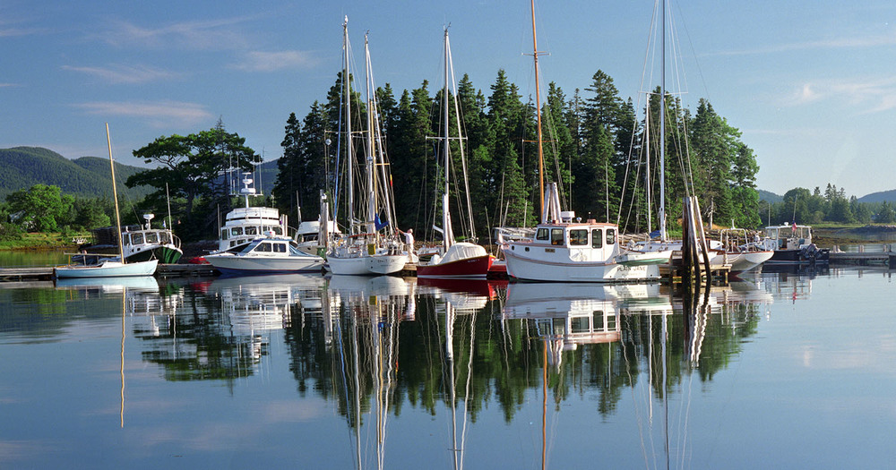Bass Harbor Marina